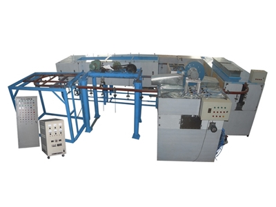Yiwu three-dimensional automatic flocking line diagram